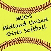 Midland United Girls Softball M.U.G.S