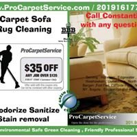 Procarpetservice Carpet Cleaning