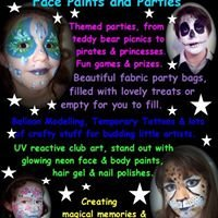 Doodles Face Paints and Parties
