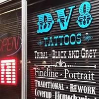 DV8 Tattoos & Body Piercings Concord