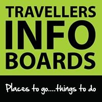 Travellers Info Boards