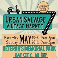 Urban Salvage Vintage Markets - Bay City, Michigan