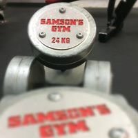 Samsons Gym Eastleigh