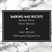 Barking Mad Biscuits
