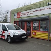 Anglesey Commercial Spares Ltd