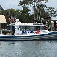 Marine Rescue Bribie Island 445