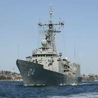 HMAS Darwin 1 - historical page