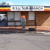 Tamworth RSL Sub Branch