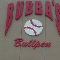 Bubba's Baseball Bullpen