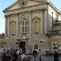 The Roman Baths... Bath, Somerset England