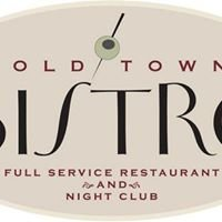 The Old Town Bistro