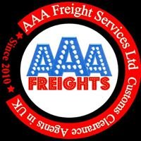 AAA freight Services Ltd Customs Clearance Agents