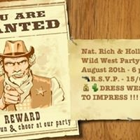 Wild West Party