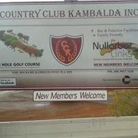 Country Club Kambalda