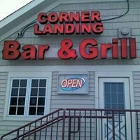 The Corner Landing