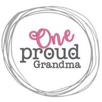 One Proud Grandma . Personalised Gifts Just For You