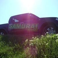 Samurai Signs & Graphics