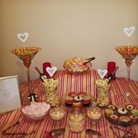 Isle Delights, For Hire: Glass Sweet/Candy Buffet