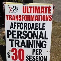 Ultimate Transformations Personal Training