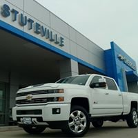 Stuteville Chevrolet of Durant