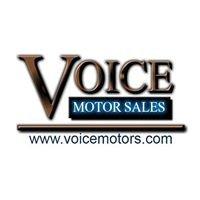 Voice Motor Sales