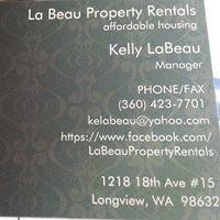 LaBeau Property Rentals