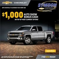Symdon Motors, Inc.