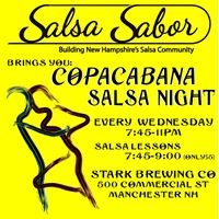 Copacabana Salsa Night