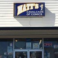 Matt's Cavalcade of Comics