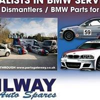 Railway Auto Spares BMW SPECIALISTS