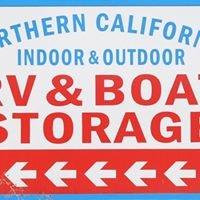 Northern California RV & Boat Storage