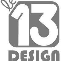 Le 13 design