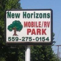 New Horizons Mobile RV Park