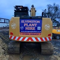 Elvington Plant Hire
