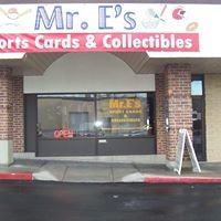 Mr. E's Sports Cards & Collectibles