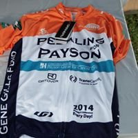 Pedaling for Payson