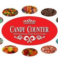 Cayucos Candy Counter