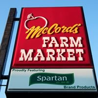 McCord's Farm Market