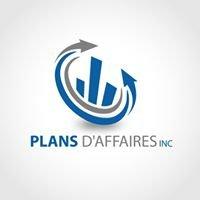 Plans d'affaires Inc.