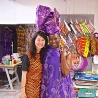 P&L Fabrics: African and European Fashion