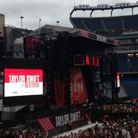 Taylor Swift At Gillette Stadium