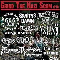 Grind the Nazi Scum Festival