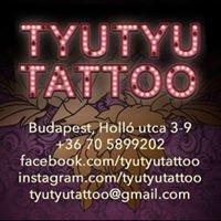 Tyutyu Tattoo