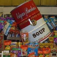 Edgar Burton Christmas Food Drive