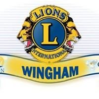 The Lions Club of Wingham, on