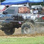 Countryside Mud Racing