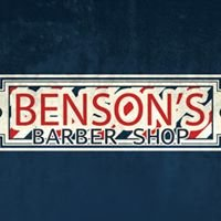 Benson's Barber SHOP