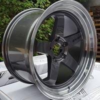 TMG Alloy Wheels