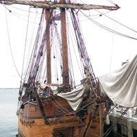 The Enterprize Sailing Ship!