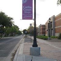 Visit Catlin Court Historic Shops District
